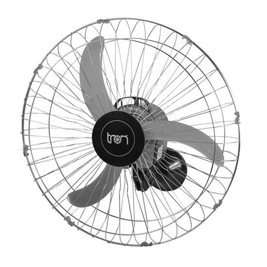 imagem de Ventilado de Parede Oscilante Bivolt 60cm C1 At Zincado 140w - Tron Ventiladores