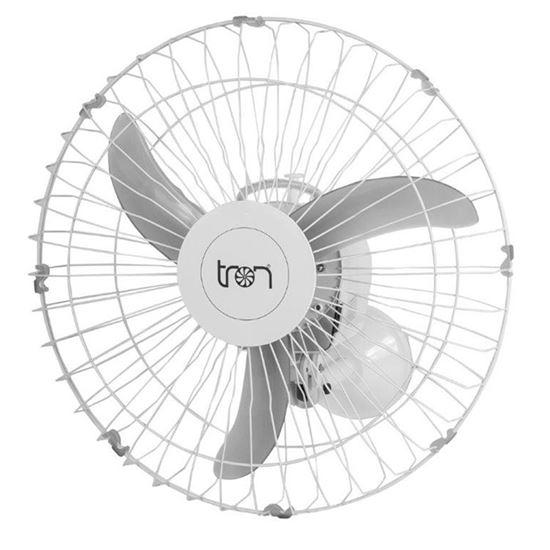 imagem de Ventilado de Parede Oscilante Bivolt 50cm C1 At Branco 140w - Tron Ventiladores