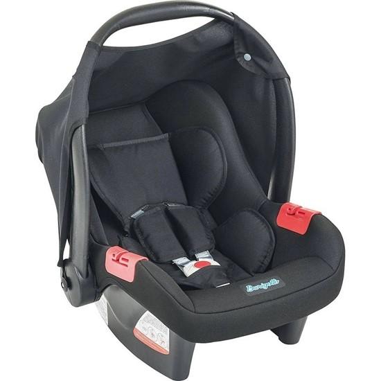 imagem de Bebê Conforto Burigotto Touring Evolution SE Preto Para Criancas De 0 A 13 KG - IXAU3044PR