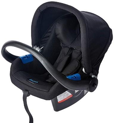 Imagem de Bebê Conforto Burigotto até 13kg Touring Evolution SE Geo Preto  - IXAU3044PR